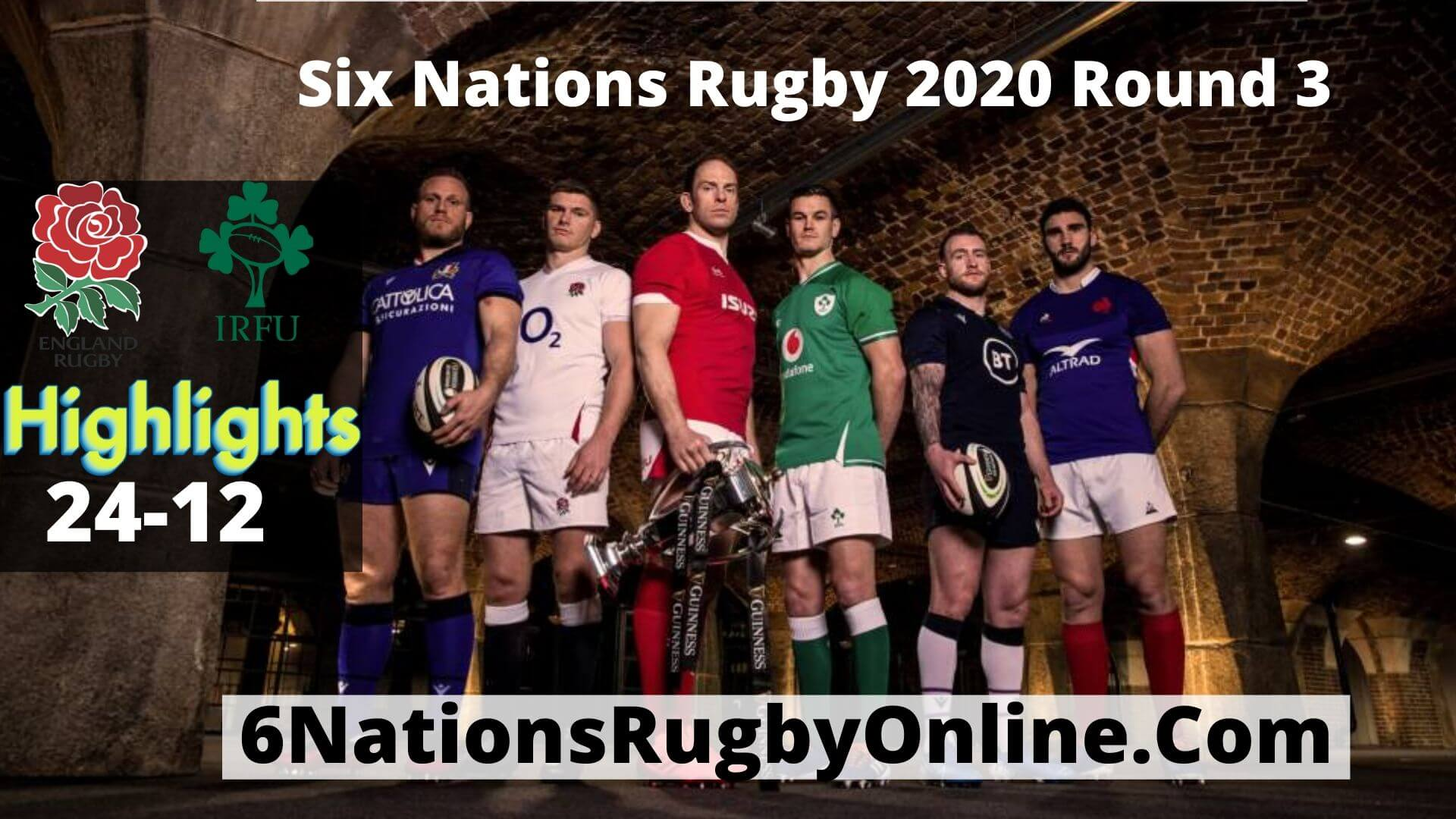 England Vs Ireland Highlights 2020 Rd 3 Six Nations Rugby