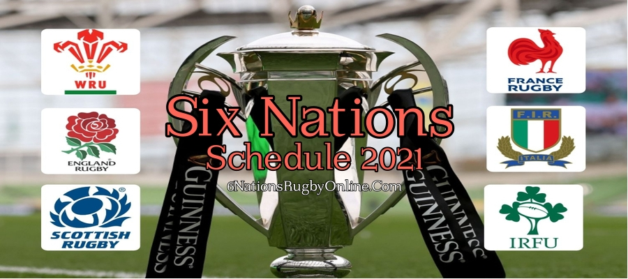 Six Nations Championship Schedule Live Stream