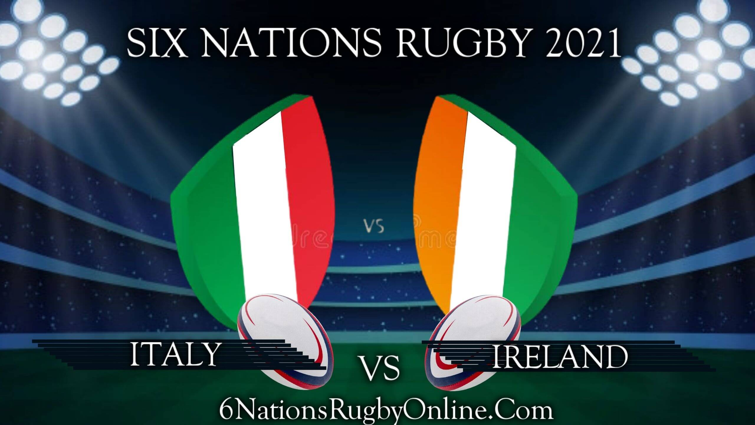 Italy Vs Ireland Highlights 2021 Rd 3