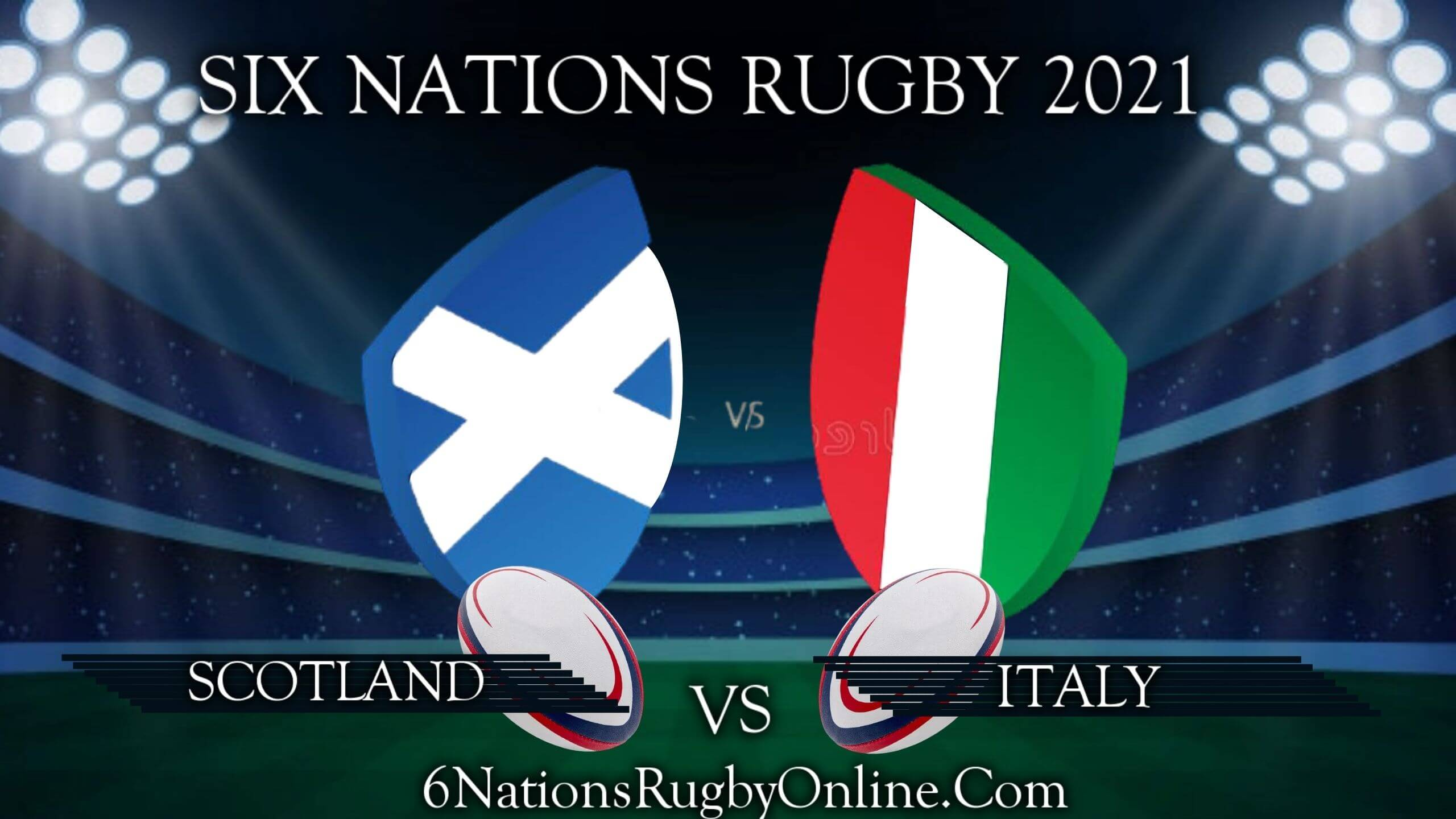 Scotland Vs Italy Highlights 2021 Rd 5