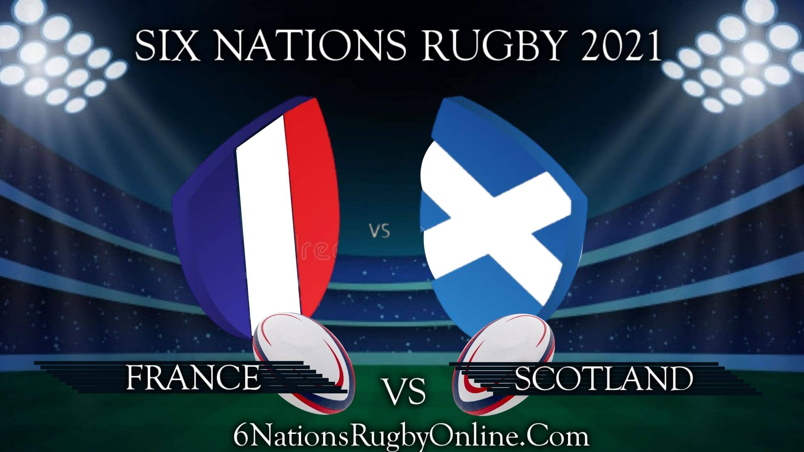France Vs Scotland Highlights 2021 Six Nations