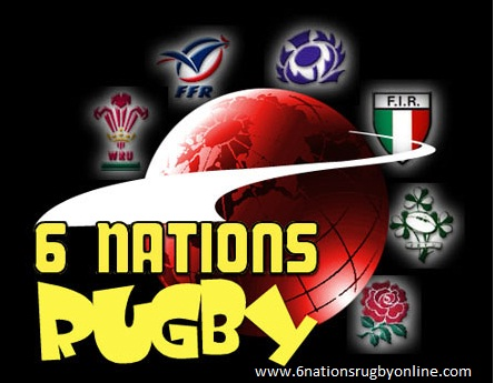 6 Nations Rugby 2017 Schedule