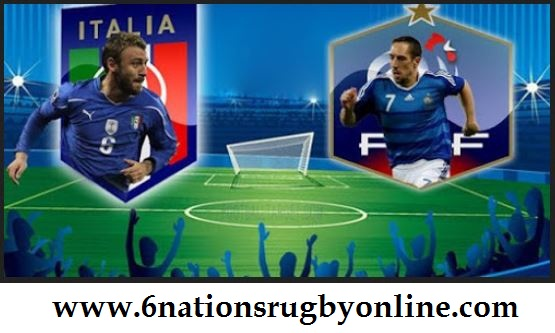 France vs Italy Six Nations 2018 Live