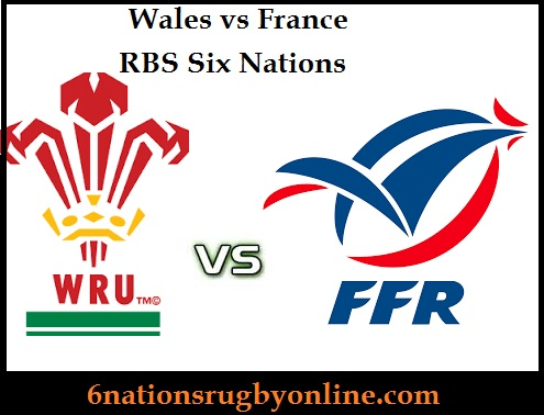 Wales vs France Rugby Live