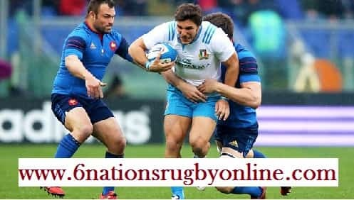 France vs Italy Six Nations