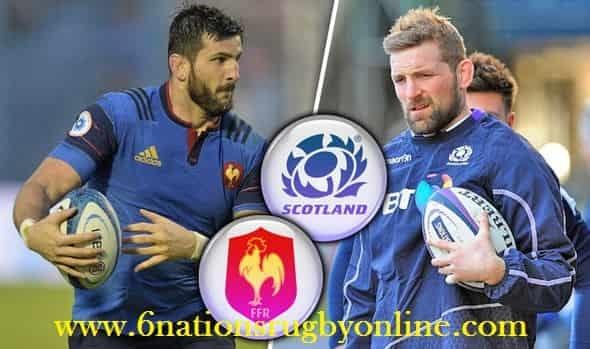 Scotland vs France