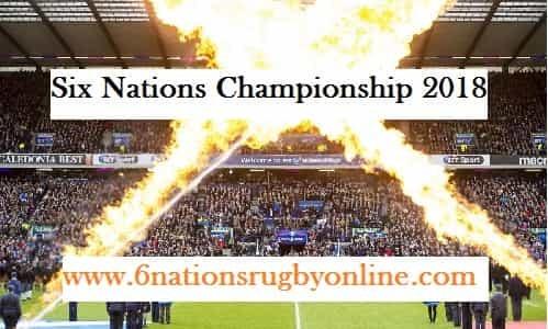 Six Nations Championship 2018